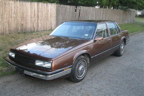 how do i learn about cars 1989 buick regal regenerative braking sell used 1989 buick lesabre custom sedan 4 door 3 8l excellent condition in columbus ohio