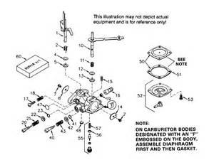 tecumseh carburetor 630986 tecumseh carburetor guide