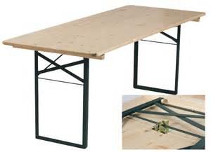 tables pliantes tables pliantes et bancs pliants