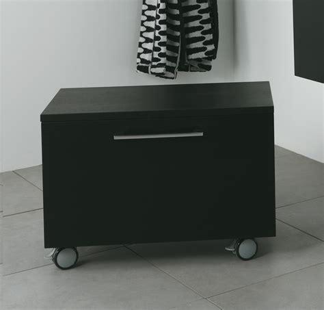 contenitori da bagno contenitore su ruote mini zen