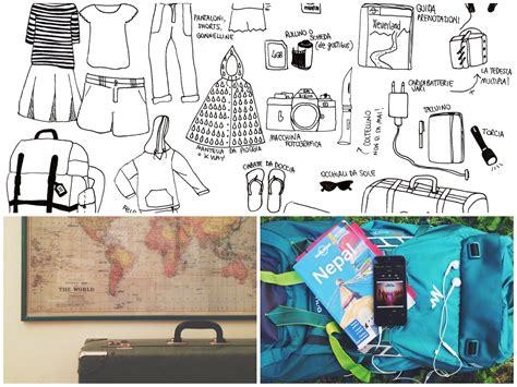 cose da portare in vacanza cosa portare in valigia per 3 giorni l immagine della