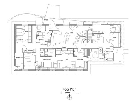 Small Veterinary Hospital Floor Plans by 301 Moved Permanently