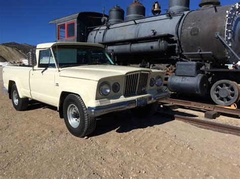 jeep cadillac 1969 jeep gladiator with cadillac engine gm authority