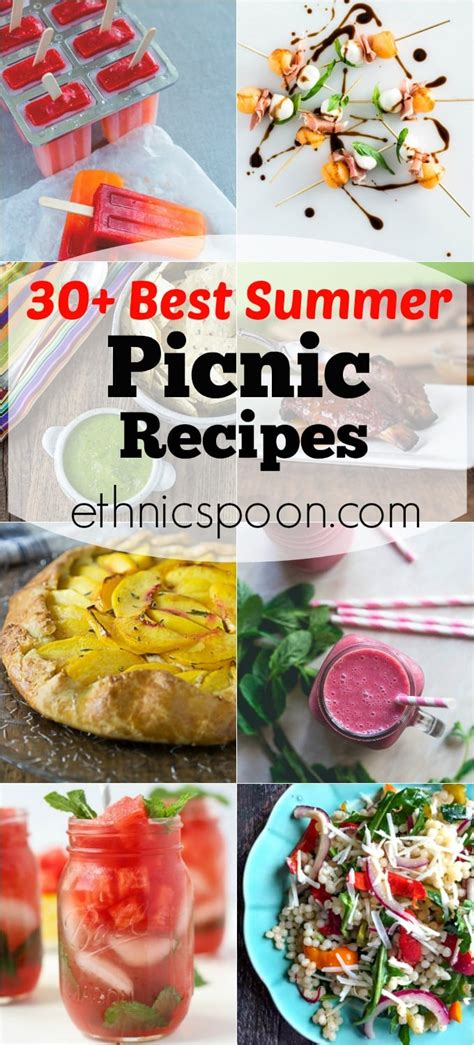 30 best ever easy summer picnic foods recipes analida s ethnic spoon