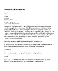 6 college reference letter templates free sample