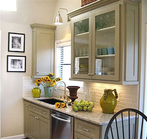i like the color of these painted cabinets home decor gray cabinets glasses and