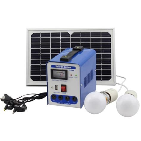 Small Home Solar Power Generator 2014 Portable Mini Solar Generator 100 Watt Portable