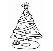 Coloring Sheets Pages Of Christmas Trees Az