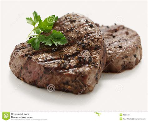 peppered steak