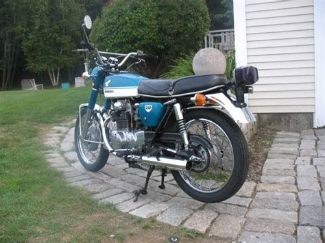 buy 1970 honda cb350 sport cafe racer cb cl 350 on 2040 motos