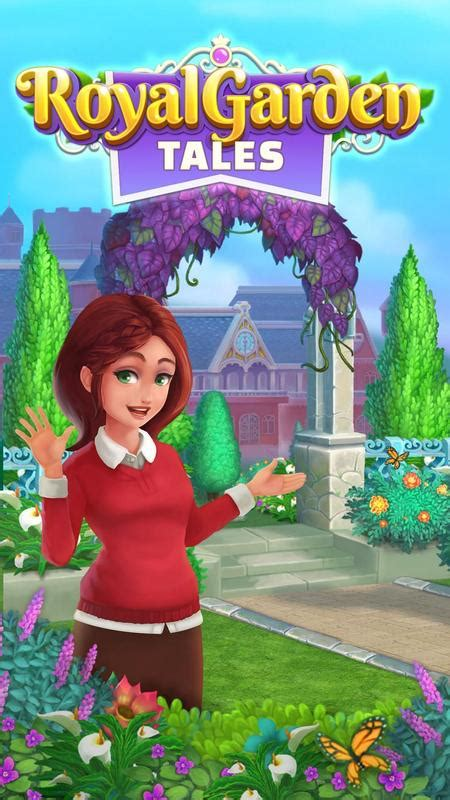 garden decoration apkpure royal garden tales for android apk
