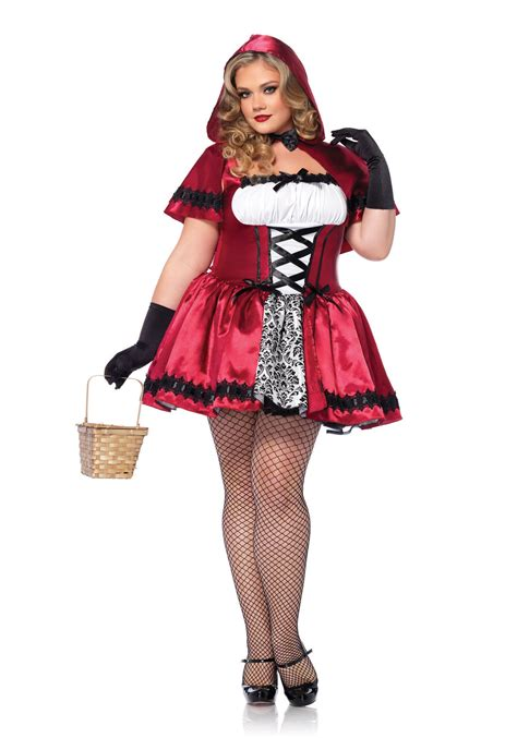 gothic costumes adult sexy gothic halloween costume gothic red riding hood plus size costume