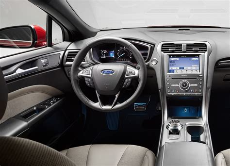 Ford Fusion Interior Specs 2018 ford fusion review redesign release date 2017 2018 cars reviews