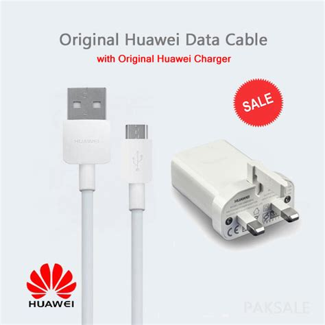 Huawei Adapter 1a Original buy huawei usb cable with a 3 pin charger paksale
