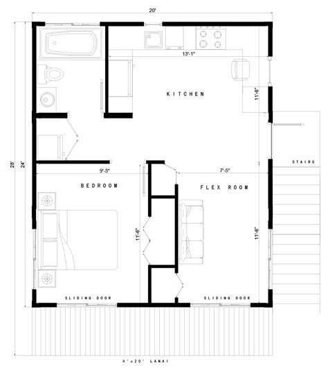 accessory dwelling unit floor plans accessory dwelling unit floor plans build your own house