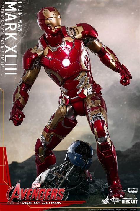 Toys Iron Xliii Age Of Ultron toys age of ultron iron xliii