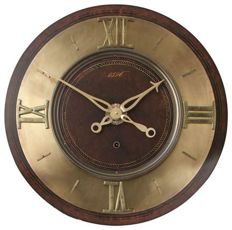 Uttermost Clocks Uttermost 1896 Clock Clocks Contemporary Wall Clocks
