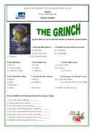 Printables free how the grinch stole christmas activities grinch stole