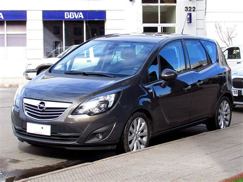 opel meriva 2004 interior opel meriva 1 4 2014 technical specifications interior