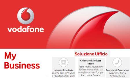 vodafone ufficio clienti vodafone business adsl o fibra con soluzione ufficio
