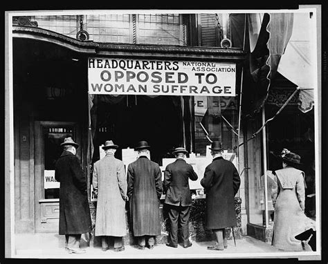 anti suffrage women fought against the vote stuff mom