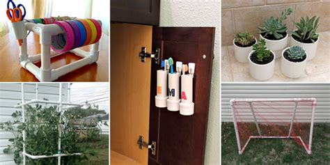 cool things to make with pvc pipe 15 easy pvc pipe projects anyone can make