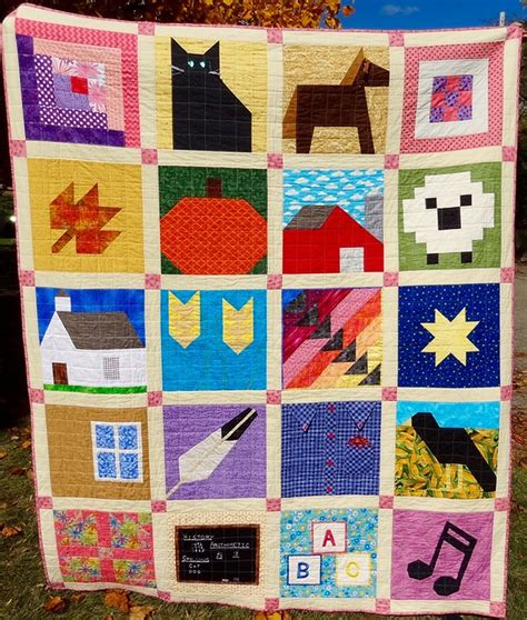 Prairie Quilt Patterns by Another House On The Prairie Quilt During Time