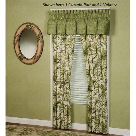 tropical curtains tropical curtains furniture ideas deltaangelgroup