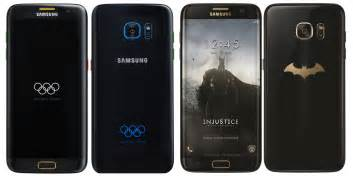 samsung galaxy s7 edge olympic games limited edition official