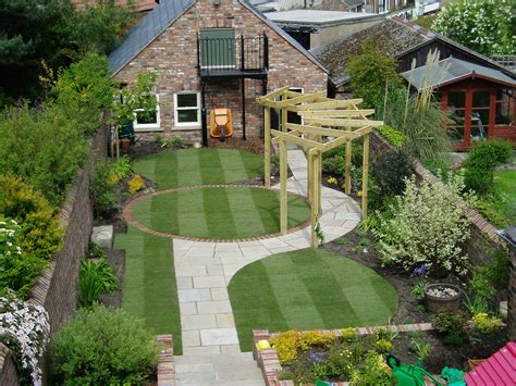 I Make This Blog Front Lawn Landscaping Ideas On A Small Landscape Garden Ideas Small Gardens