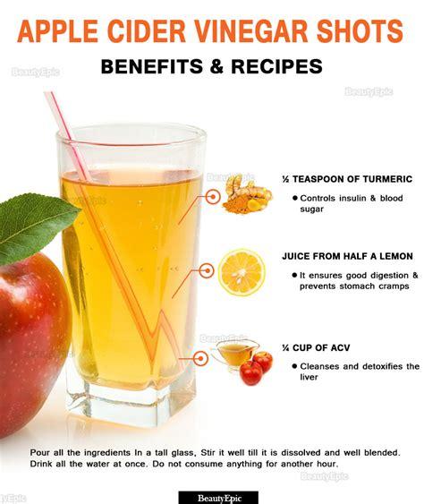 Apple Cider Detox Diet Recipe by Apple Cider Vinegar Benefits And Recipes