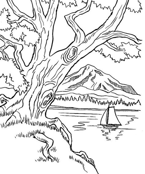 imagenes impresionantes para dibujar imagenes de paisajes para dibujar