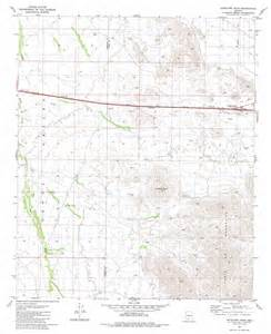 antelope arizona map antelope peak topographic map az usgs topo 32112g2
