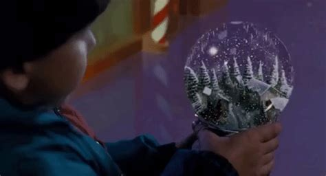 the santa clause snow globe replica the santa clause snow globe gif find on giphy