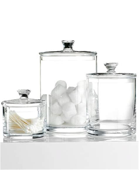 hotel collection glass jar collection only at macy s