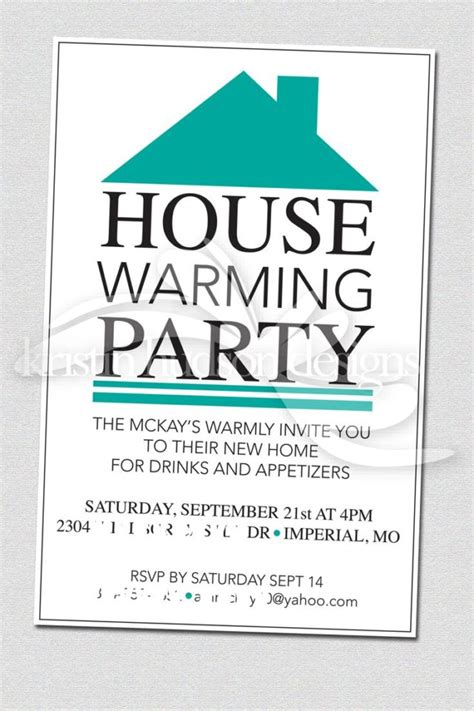 free printable invitation cards for housewarming wonderful small with house warming invitation clipart