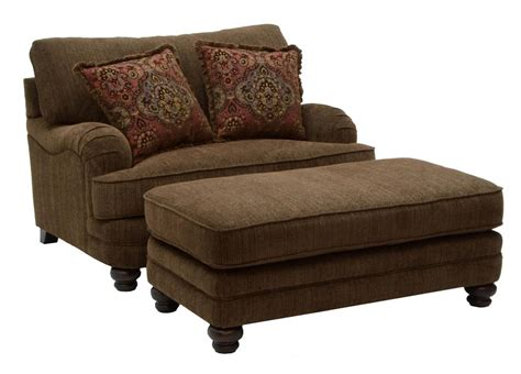 overstuffed chairs with ottoman beautiful big overstuffed chair and ottoman the clayton