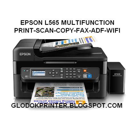 Tinta Printer Epson L565 Jual Printer Epson L565 Harga Epson L565 Di Jakarta