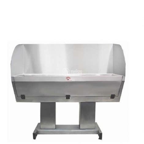 vasca per toelettatura vasche e tavoli per toelettatura di diverse misure in