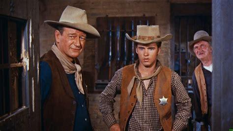 film cowboy rio bravo movie review rio bravo 1959 the ace black blog