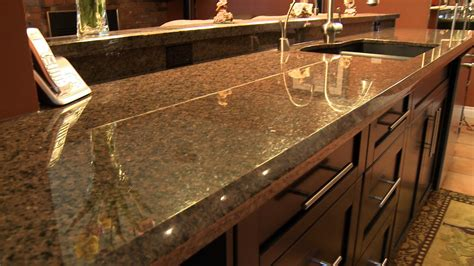stone counter golden leaf granite installed design photos and reviews