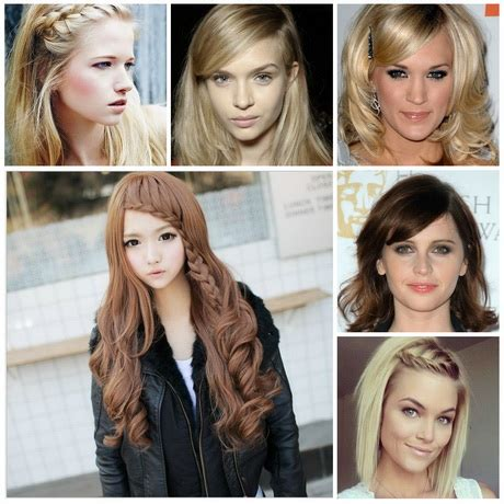 Hairstyles With Bangs 2016 by Haircuts With Bangs 2016