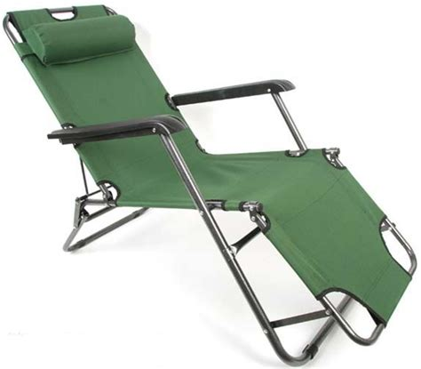 Folding Patio Lounge Chairs Green Iron Outdoor Folding Lounge Chair Plushemisphere