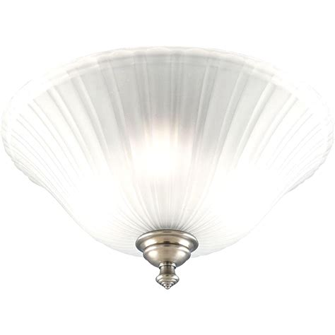 top flush mount ceiling light glass replacement ideas