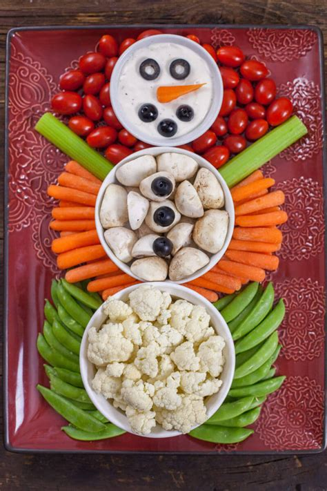 images of christmas veggie trays christmas veggie tray snowman eating richly