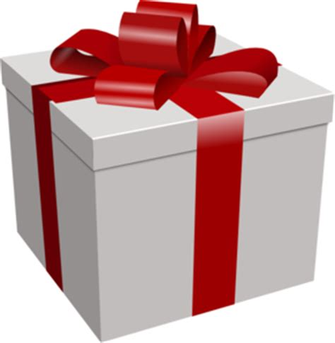 gift box free clipart