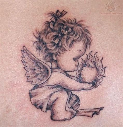 tattoo love angel pin spoon tattoos pictures and images page 14 cake on