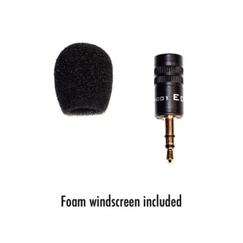 best external microphone for dslr and cameras etm 001 external microphone for gopro hero4 or dslr