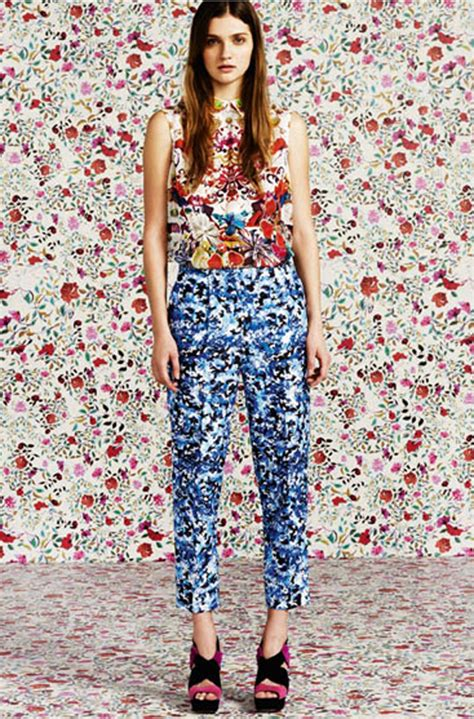 Collection For Topshop by Katrantzou For Topshop 2012 Capsule Collection