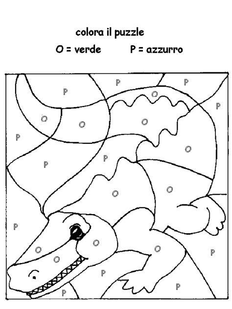 disegni con le lettere puzzle con lettere disegni da colorare bambini